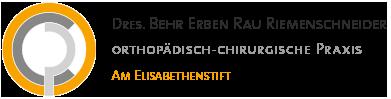 , Dres. Behr Erben Rau Riemenschneider